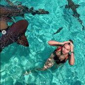 Thylane Blondeau : Sa baignade avec des requins, 'J'étais terrifiée'