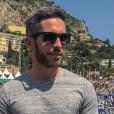 """Florian de """"Mariés au premier regard 2"""" Rolex Monte-Carlo Masters - Instagram, 22 avril 2018"""
