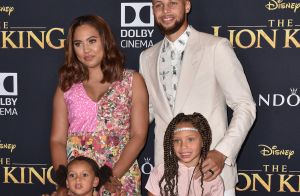 Stephen Curry, Ayesha et leur fille Riley à Paris : un