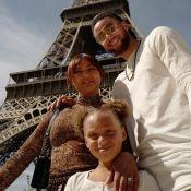 """Stephen Curry, Ayesha et leur fille Riley à Paris : un """"bon anniversaire"""" réussi"""