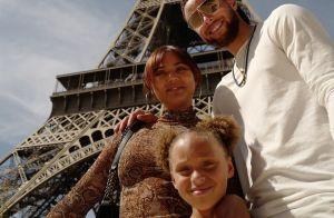 Stephen Curry, Ayesha et leur fille Riley à Paris : un