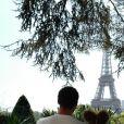 Stephen Curry, sa femme Ayesha et leur fille aînée Riley ont visité Paris la semaine du 22 juillet 2019, juste après le 7e anniversaire de Riley. Photo Instagram.