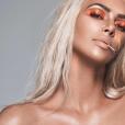 Mme Kardashian-West (38 ans) pose sur son compte Instagram.