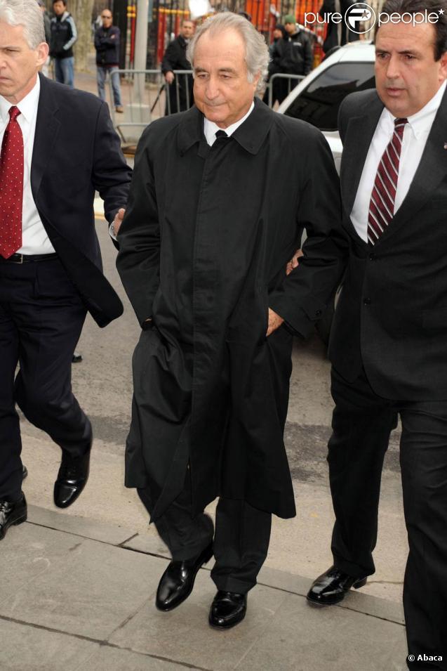 Bernard Madoff, condamné à 150 ans de prison !