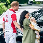 Le prince Harry révèle pourquoi ils n'auront que deux enfants avec Meghan Markle