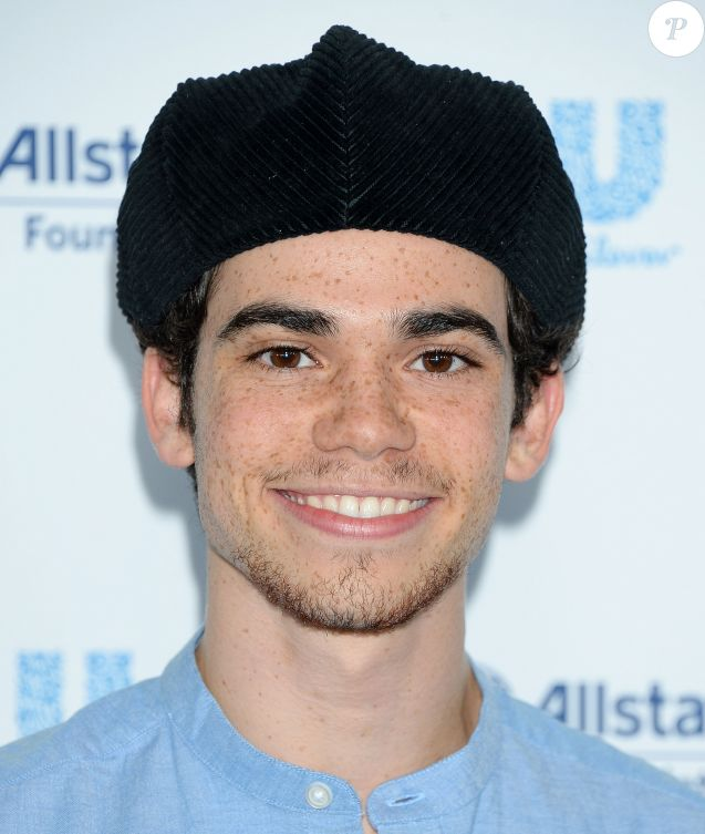 Cameron Boyce - Photocall We Day à Los Angeles le 25 avril 2019.