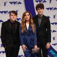 Echosmith (Sydney Sierota, Jamie Sierota, Noah Sierota, Graham Sierota) à la soirée MTV Video Music Awards 2017 au Forum à Inglewood, le 27 août 2017