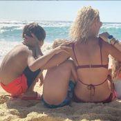 Elodie Gossuin enceinte en bikini : un tendre souvenir de ses jumeaux