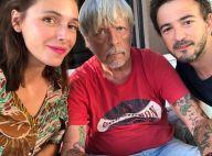 Renaud, sa fille Lolita et Renan Luce réunis pour l'anniversaire d'Héloïse
