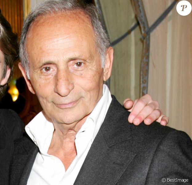 Michael Calfan et Henri Belolo- Remise de médailles au ministère de la culture en 2008.