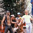 Le groupe Village People en 1980.