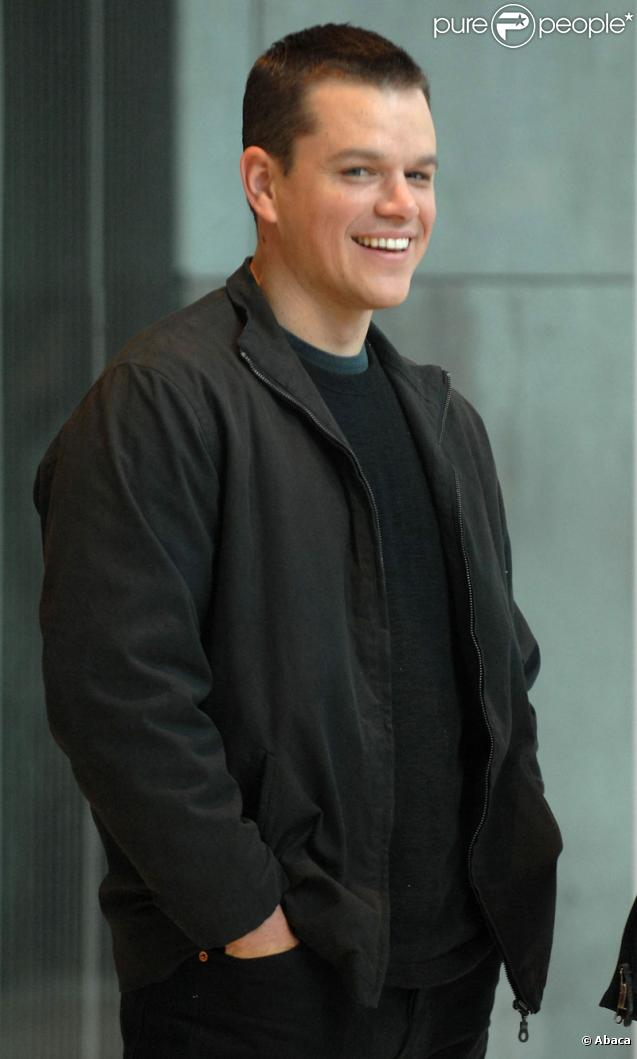 Matt Damon - Gallery Colection