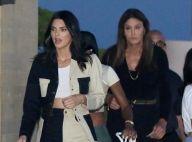 Caitlyn Jenner : Ravissante en robe noire pour dîner avec sa fille Kendall