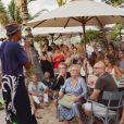 Exclusif - Yannick Noah lors du St-Barth Family Festival 2019 à l'hôtel Manapany sur l'île de Saint-Barthélemy, Antilles française, France, le 8 août 2019. © Xavier Merchet-Thau/PhotoStBarth/Bestimage