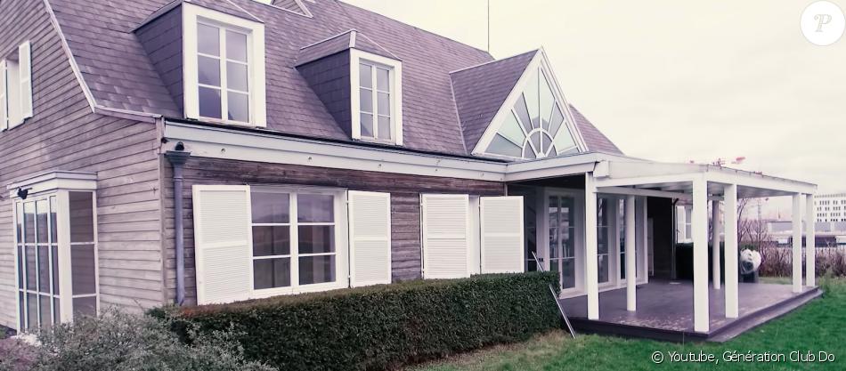 Maison des secrets, construite sur le toit d'un ancien studio AB Productions
