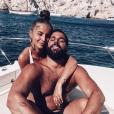 Noré et Kamila (Secret Story 11) sur Instagram, le 10 août 2019.