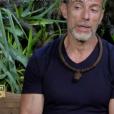 """""""Je suis une célébrité, sortez-moi de là"""" le 13 août 2019 sur TF1. Ici Gérard Vives."""