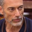 """Gérard Vives - Deuxième épisode de l'émission """"Je suis une célébrité, sortez-moi de là"""", sur TF1, le 16 juillet."""