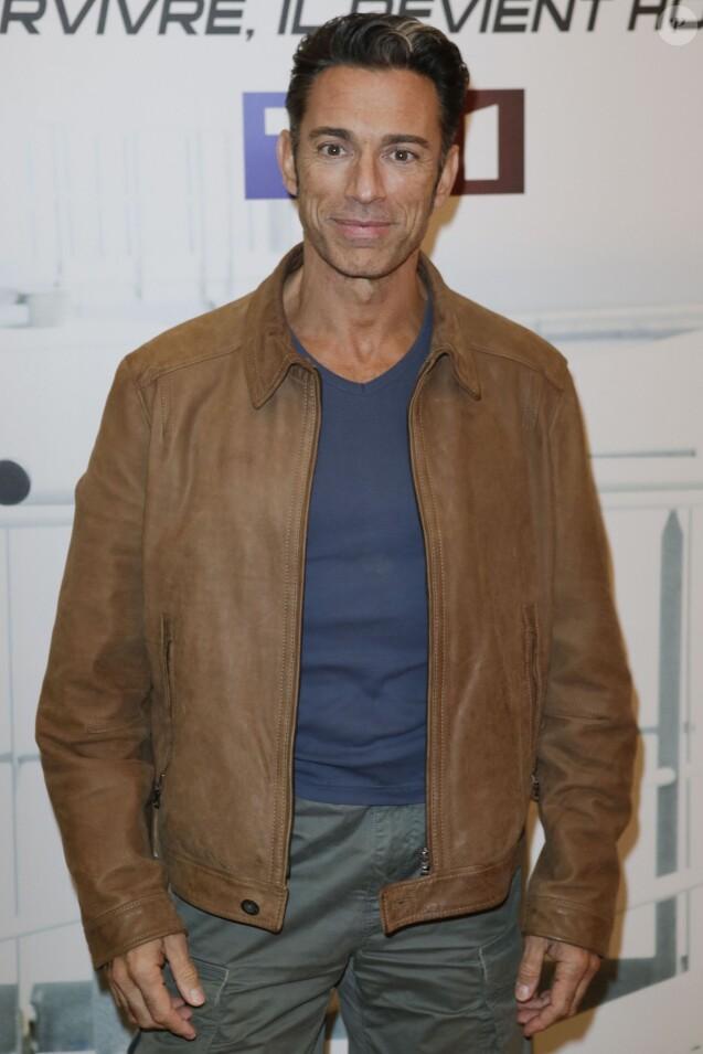 Gérard Vivès à l'avant première de la série No Limit à l'UGC Georges V le 13 novembre 2012 à Paris. ©Abaca Press