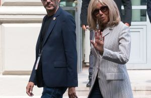Brigitte Macron au G7: de jean baskets à robe chic pour un rendez-vous au sommet