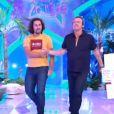 """Julien dans """"Les 12 Coups de midi"""", le 26 août 2019, sur TF1"""