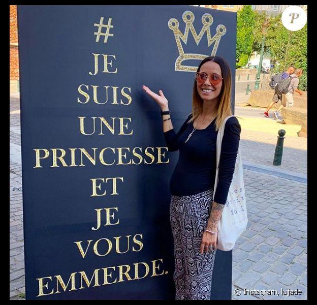 """Lucie de """"L'amour est dans le pré"""" dévoile son baby bump sur Instagram, 23 août 2019"""