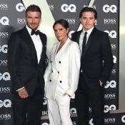 Victoria et David Beckham : Sublimes amoureux à la soirée GQ Men of the Year