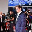 """Johnny Depp à la première de """"Waiting For Barbarians"""" au 76ème Festival International du Film de Venise (Mostra), le 6 septembre 2019."""