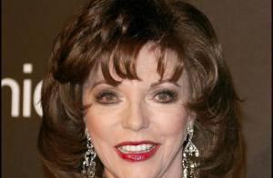 Joan Collins se prépare à de nouvelles noces... à l'âge de 76 ans !