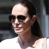Angelina Jolie : Ce coup de vieux que lui infligent ses enfants