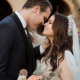 Holly Marie Combs dévoile des photographies de son mariage sur Instagram, le 10 septembre 2019.