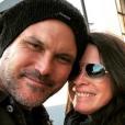 Holly Marie Combs et Mike Ryan sur Instagram, le 20 juillet 2018.