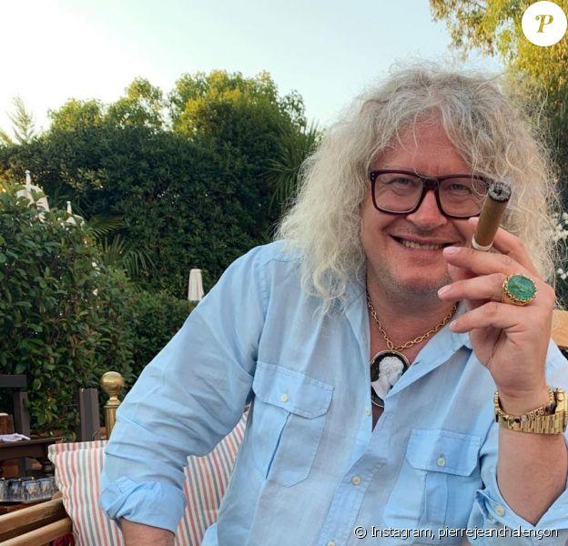 Pierre-Jean Chalençon sur Instagram.