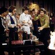 Wilmer Valderrama, Danny Masterson, Topher Grace et Ashton Kutcher dans That 70's Show