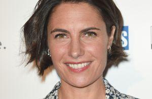 Alessandra Sublet, mère célibataire à 42 ans :