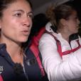 """Laëtitia et Aurélie - Finale de """"Pékin Express 2019"""", le 19 septembre 2019 sur M6."""