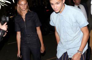 Romeo Beckham amoureux ? Sa nouvelle copine déjà intégrée dans la famille