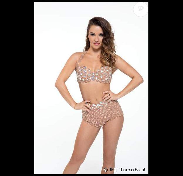"""Denitsa Ikonomova, photo officielle de """"Danse avec les stars 2019"""""""