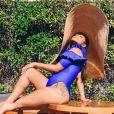 Christina Milian, enceinte, affiche son ventre rond sur Instagram, le 15 septembre 2019.
