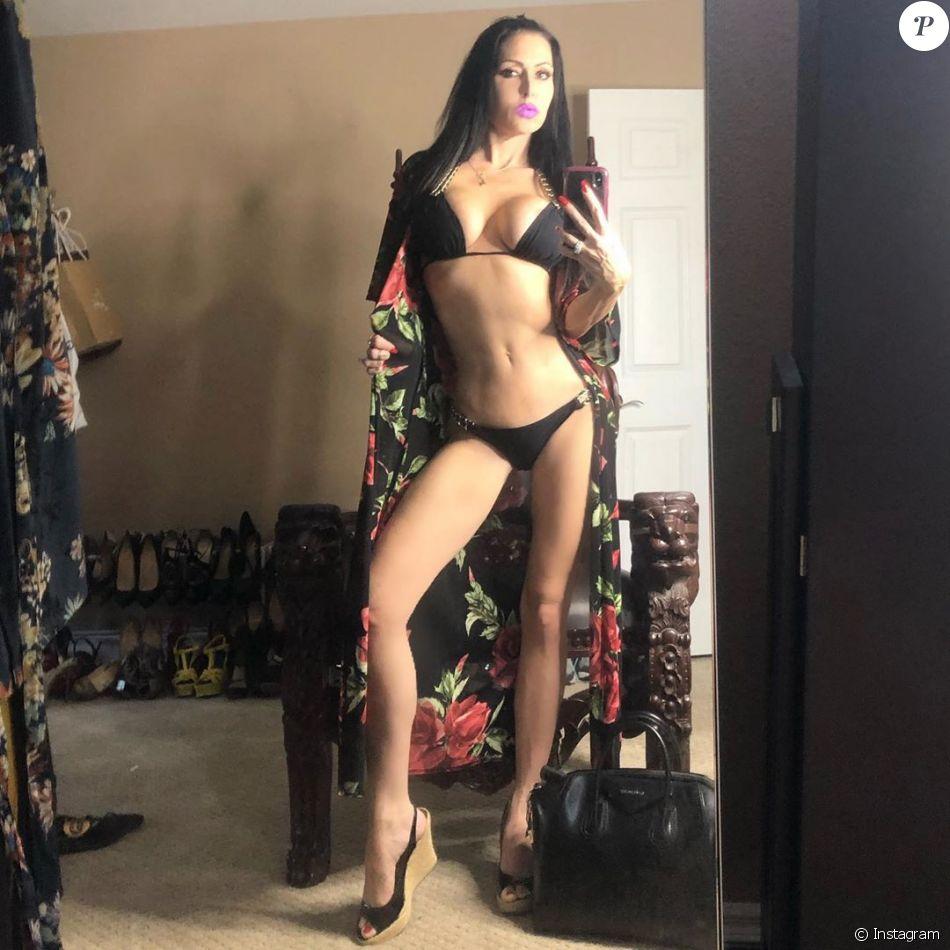 La pornstar Jessica Jaymes (photo issue de son compte Instagram, septembre 2019) a été retrouvée morte le 17 septembre 2019 à son domicile de Los Angeles.