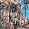 Martika enceinte et lumineuse, le 14 août 2019, sur Instagram