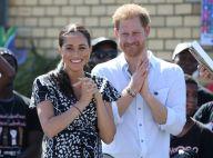 """Meghan Markle et Harry en Afrique : Bébé Archie """"pas grognon, juste fatigué"""""""