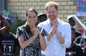 Meghan Markle et Harry en Afrique : Bébé Archie