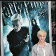 """Tom Felton à la Première de """"Harry Potter et le Prince du Sang-Mêlé"""" à NYC (9 juillet 2009)"""