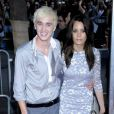 """Tom Felton et Jade Olivia à la Première de """"Harry Potter et le Prince du Sang-Mêlé"""" à NYC (9 juillet 2009)"""