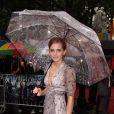 Emma Watson à Londres pour la promotion de Harry Potter (7 juillet 2009)