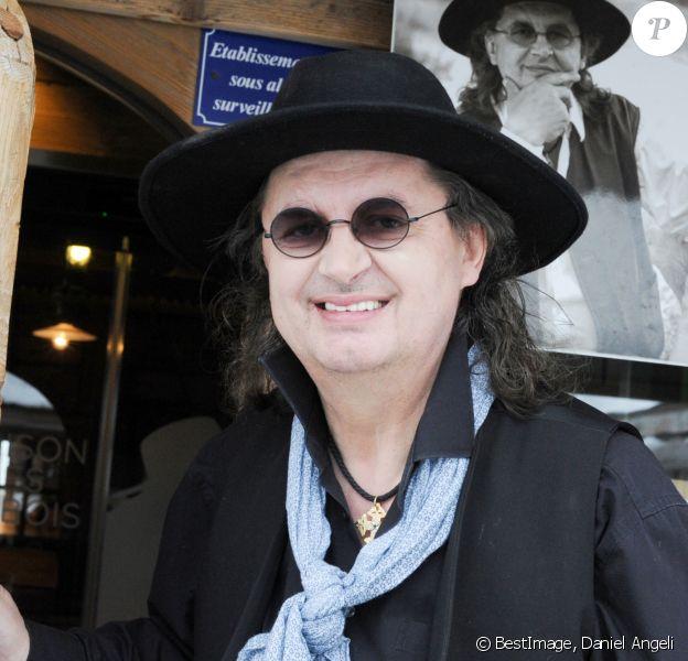Exclusif - Marc Veyrat dans son restaurant La Maison des Bois, à Manigod, en Haute-Savoie, le 9 février 2019 © Daniel Angeli / Bestimage