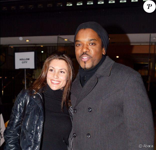 Anthony Kavanagh et sa fiancée Alexandra
