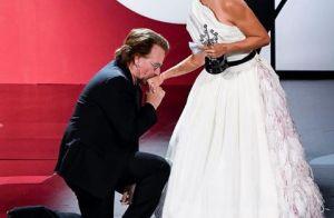 Penélope Cruz : Bono à genoux devant l'actrice récompensée du Prix Donostia