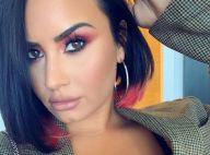 "Demi Lovato en couple ? Mike Johnson avoue : ""Elle embrasse très bien"""